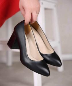 Alena Topuklu Sivri Burun Kadın Ayakkabı