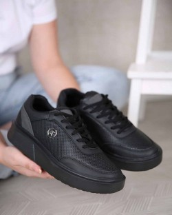 Carlyn Bağcıklı Poli Taban Kadın Spor Ayakkabı