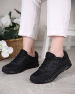 Janme Bağcıklı Poli Taban Kadın Spor Ayakkabı