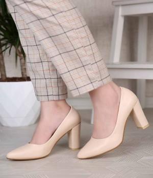 Adain Sivri Burun Kadın Topuklu Ayakkabı