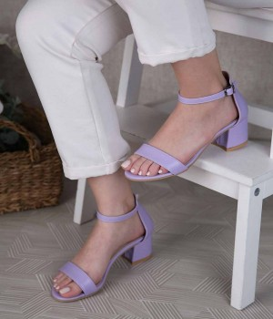 Jayne Bilek Bağlı Topuklu Kadın Ayakkabı
