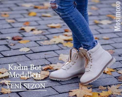 Kadın Bot - Çizme