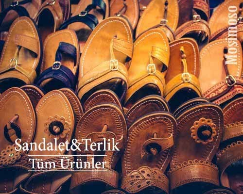 Kadın Sandalet - Terlik